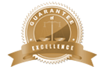 psd guarantee seal 150x100 Guarantee of Excellence